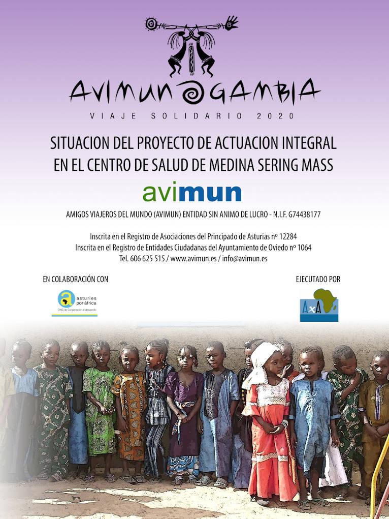 Portada estado proyecto Gambia