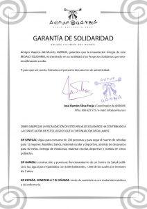 Garantía Solidaridad